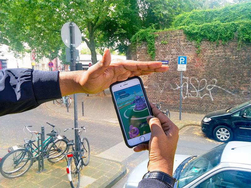Pokemon Go in Köln mit der Rikscha entdecken